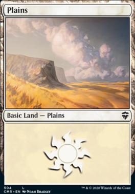Commander Legends: Plains (504 - Commander Deck)