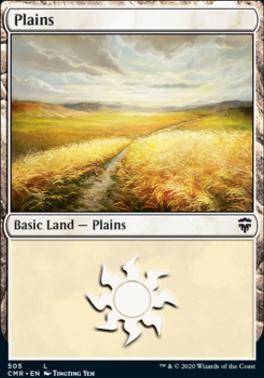 Commander Legends: Plains (505 - Commander Deck)