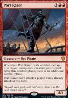 Commander Legends: Port Razer