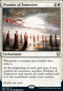 Commander Legends: Promise of Tomorrow