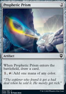 Commander Legends: Prophetic Prism
