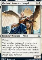 Commander Legends: Radiant, Serra Archangel
