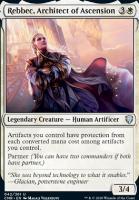 Commander Legends: Rebbec, Architect of Ascension