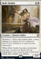 Commander Legends: Relic Seeker (Commander Deck)
