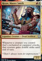 Commander Legends: Reyav, Master Smith
