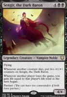 Commander Legends: Sengir, the Dark Baron