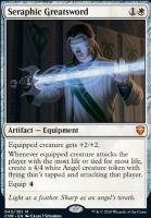 Commander Legends: Seraphic Greatsword