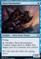 Commander Legends: Siren Stormtamer