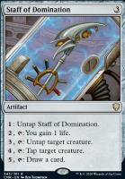 Commander Legends: Staff of Domination