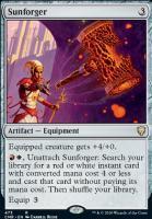Commander Legends: Sunforger (Commander Deck)