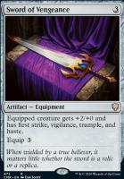 Commander Legends: Sword of Vengeance (Commander Deck)