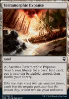 Commander Legends: Terramorphic Expanse