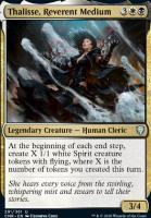 Commander Legends: Thalisse, Reverent Medium