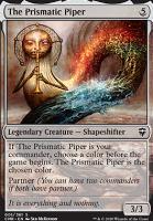 Commander Legends Foil: The Prismatic Piper