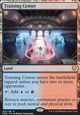 Commander Legends: Training Center
