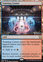 Commander Legends: Training Center