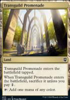 Commander Legends: Transguild Promenade (Commander Deck)