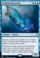 Commander Legends: Trench Behemoth (Commander Deck)
