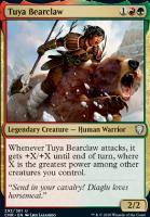 Commander Legends: Tuya Bearclaw