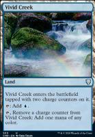 Commander Legends: Vivid Creek (Commander Deck)