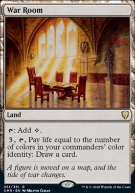 Commander Legends: War Room