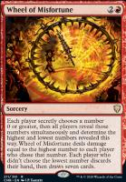 Commander Legends: Wheel of Misfortune
