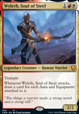 Commander Legends: Wyleth, Soul of Steel (Foil - Commander Deck)