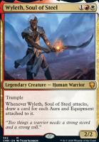 Commander Legends: Wyleth, Soul of Steel (Foil - Commander Deck)