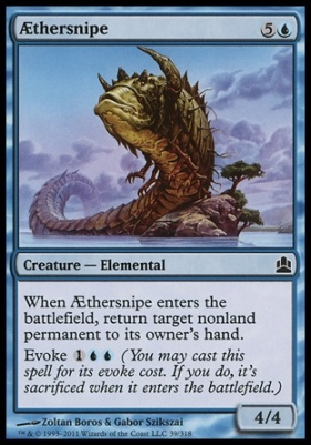 Commander: Aethersnipe