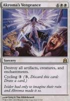 Commander: Akroma's Vengeance