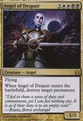 Commander: Angel of Despair