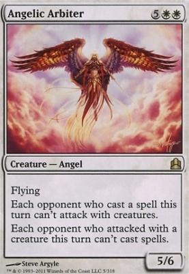 Commander: Angelic Arbiter