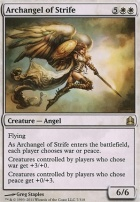 Commander: Archangel of Strife