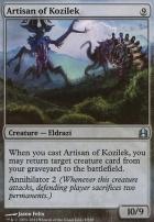 Commander: Artisan of Kozilek