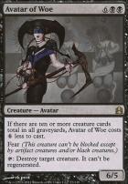 Commander: Avatar of Woe