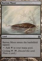 Commander: Barren Moor