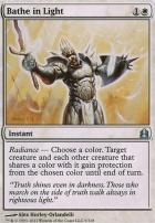 Commander: Bathe in Light