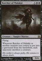 Commander: Butcher of Malakir