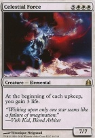 Commander: Celestial Force