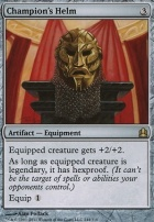 Commander: Champion's Helm