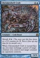 Commander: Chromeshell Crab