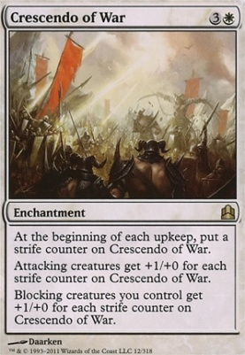 Commander: Crescendo of War