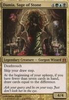 Commander: Damia, Sage of Stone