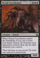 Commander: Dread Cacodemon