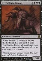 Commander: Dread Cacodemon