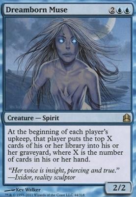 Commander: Dreamborn Muse