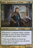 Commander: Edric, Spymaster of Trest