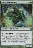 Commander: Elvish Aberration