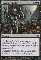 Commander: Evincar's Justice