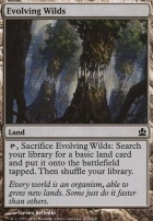 Commander: Evolving Wilds